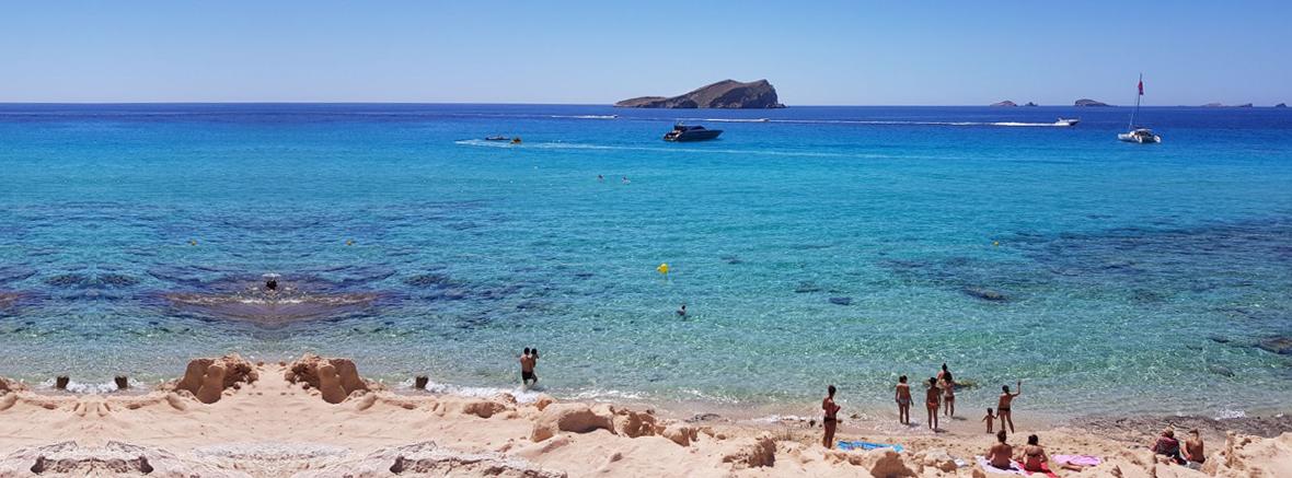 Ibiza Unlocked´s Top 10 Beaches in Ibiza - Best Ibiza Beaches