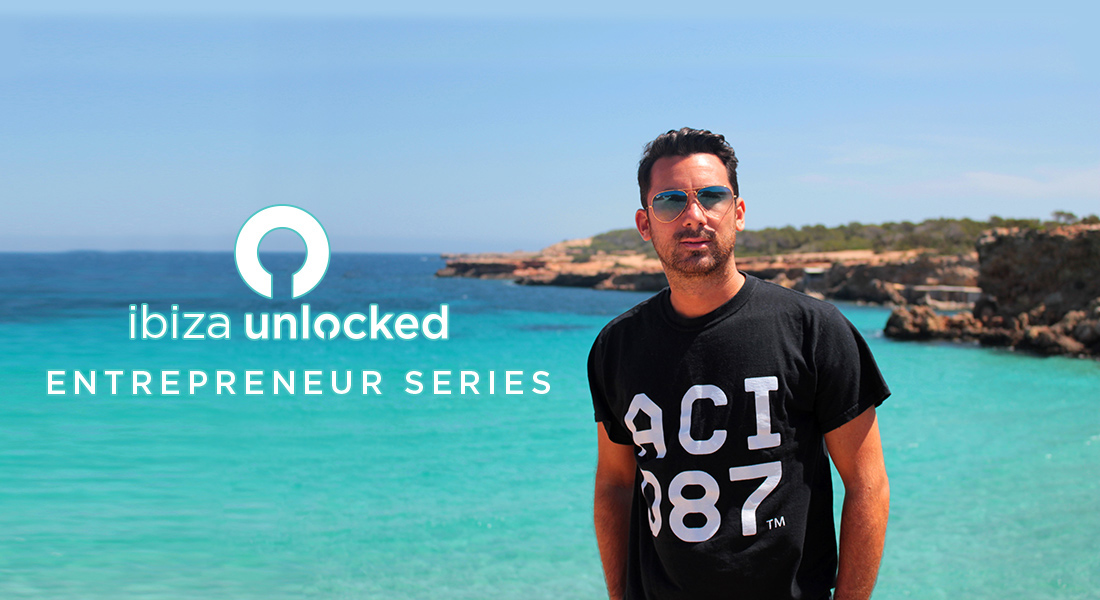 ibiza unlocked interviews Nick Ferguson